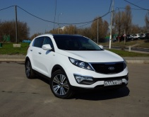 Kia Sportage 2.0 CRDi AT AWD 2014