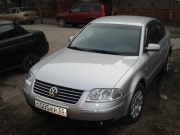 Volkswagen Passat 1.8 T AT 2001