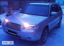 Subaru Forester 2.0 MT AWD 2006