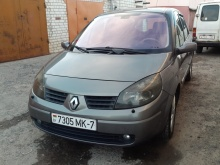 Renault Scenic 2.0 AT 2003