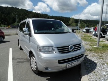 Volkswagen Caravelle 2.5 TDI AT 2006