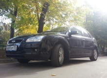 Ford Focus 2.0 AT 2007