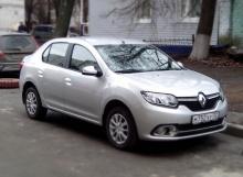 Renault Logan 1.6 MT 2014