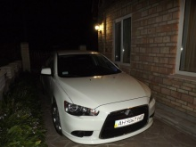 Mitsubishi Lancer 1.6 AT 2012