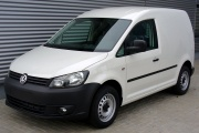 Volkswagen Caddy 1.2 TSI MT 2012