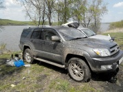 Toyota Hilux Surf 3.4 AT AWD 2003