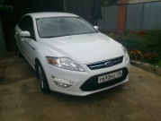 Ford Mondeo 2.0 EcoBoost PowerShift 2012