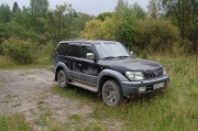 Toyota Land Cruiser Prado 3.4 AT 2002