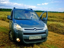 Citroen Berlingo 1.6 MT 2009