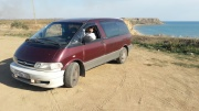 Toyota Previa 2.4  supercharged AT 4x4 1991