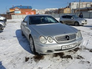 Mercedes-Benz CL-Класс CL 500 AT 2000