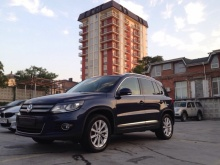 Volkswagen Tiguan 2.0 TSI 4Motion AT 2012