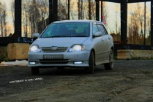 Toyota Allex 1.5 AT 2001