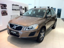 Volvo XC60 2.4 D4 Geartronic Turbo AWD 2013
