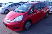 Honda Fit Shuttle 1.3 CVT 2011