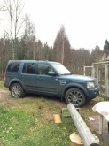 Land Rover Discovery 3.0 TD AT 2012