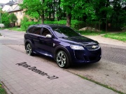 Chevrolet Captiva 2.4 AT 7 мест 2008
