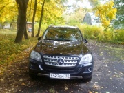 Mercedes-Benz M-Класс ML 320 CDI 7G-Tronic 2009