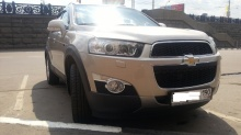 Chevrolet Captiva 3.0 AT 2012