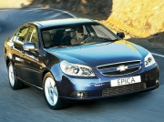 Chevrolet Epica 2.5 AT 2007