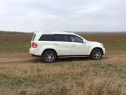 Mercedes-Benz GL-Класс GL 350 CDI BlueEFFICIENCY 7G-Tronic 4MATIC 2011