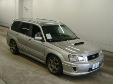Subaru Forester 2.5 Turbo AT AWD 2004