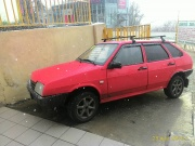 ВАЗ (Lada) 21093 1,5МТ 1990