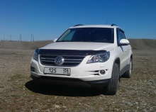Volkswagen Tiguan 2.0 TSI 4Motion AT 2010