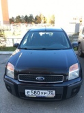 Ford Fusion 1.6 MT 2006