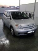 Toyota Ist 1.3 AT 2004