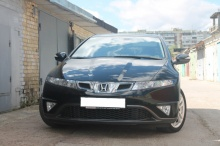 Honda Civic 1.8 I-SHIFT 2008