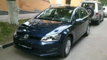 Volkswagen Golf 1.4 TSI BlueMotion MT 2013