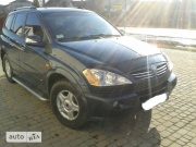 SsangYong Kyron 2.0 MT AWD 2007