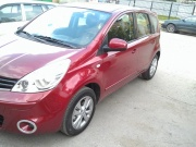 Nissan Note 1.6 AT 2013