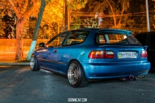 Honda Civic 1.3 MT 1995