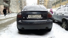 Audi A4 2.4 multitronic 2003