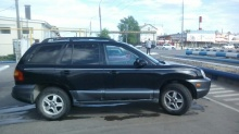 Hyundai Santa Fe 2.7 AT 2003