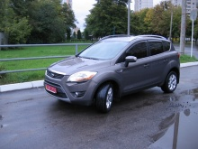 Ford Kuga 2.0 TDCi MT AWD 2012
