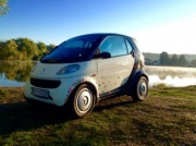Smart Fortwo 0.8 D AT 2000