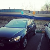 Volkswagen Golf 1.4 TSI BlueMotion DSG 2013