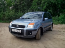 Ford Fusion 1.4 MT 2006