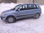 Ford Fusion 1.4 MT 2007