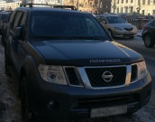 Nissan Pathfinder 2.5 dCi Turbo AT AWD 2011