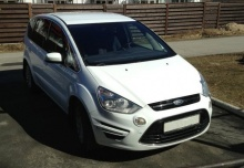 Ford S-Max 2.0 TDCi DPF AT 2010