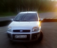 Ford Fusion 1.4 MT 2008