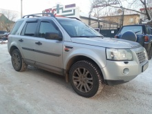 Land Rover Freelander 3.2 AT 2007