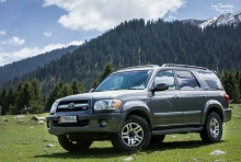 Toyota Sequoia 4.7 AT AWD 2005