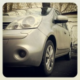 Nissan Note 1.6 MT 2011
