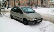 Renault Scenic 1.6 AT 1998