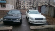 Toyota Crown 2.5 AT 1997